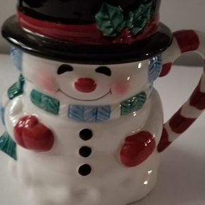 Hallmark Collectable Snowman Mug New Coffee mug